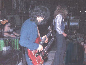 Led Zeppelin @ the Marquee